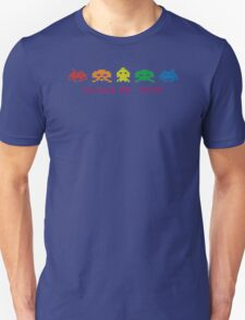 Funny Retro SPACE INVADERS 'Class of 1978' T-Shirt