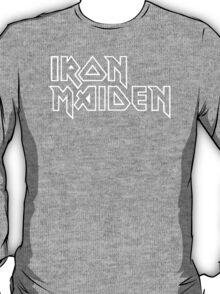 Iron Maiden metal rock band music T-Shirt