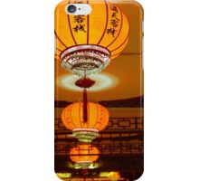 Traditional Chinese Lanterns iPhone Case/Skin