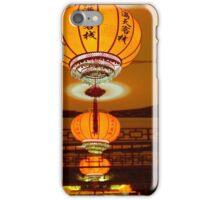 Traditional Chinese Lanterns iPhone Case/Skin