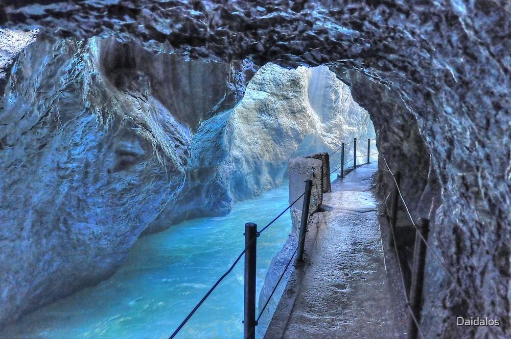 Colorful Way thru the Canyon by Daidalos