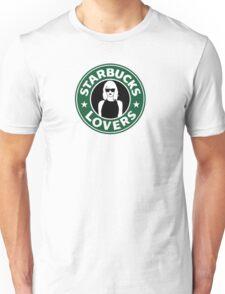 ts starbucks lovers Unisex T-Shirt