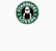 ts starbucks lovers Women's Fitted Scoop T-Shirt