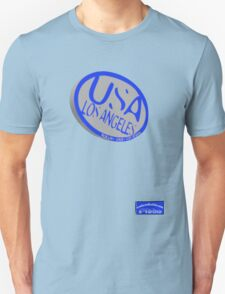 usa la logo by ian rogers T-Shirt