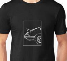 Porsche 911 2.7 RS - The Business End. (White) Unisex T-Shirt