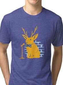 The Rare and Elusive Jokealope Tri-blend T-Shirt