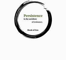 Motivation and Persistence Quote Unisex T-Shirt