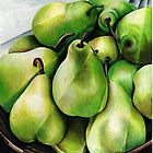 Juicy Pears by tiffanybudd