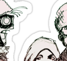 I like the Tin Man Sticker