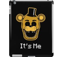 Five Nights at Freddy's - FNAF - Golden Freddy - It's Me iPad Case/Skin