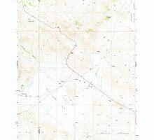 USGS Topo Map Oregon Folly Farm 279914 1974 24000 by wetdryvac