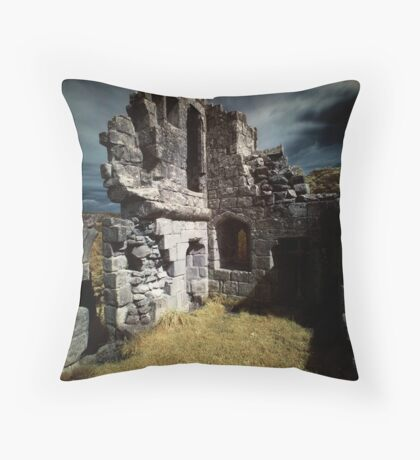 The Contemplation Place Throw Pillow