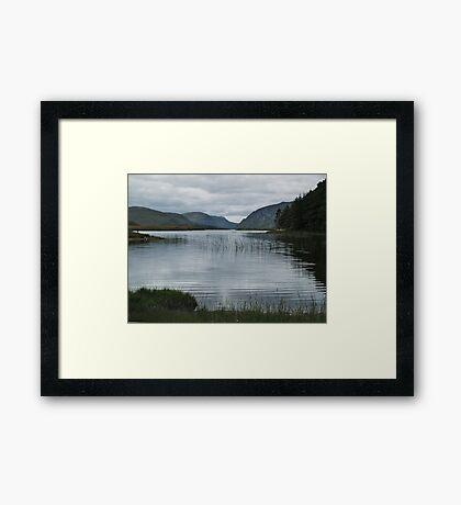 Glenveigh Lough Framed Print