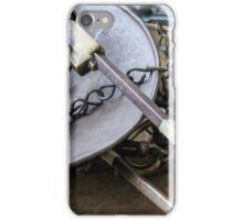 old scales in hand iPhone Case/Skin