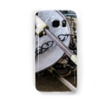 old scales in hand Samsung Galaxy Case/Skin