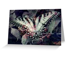 Swallowtail 3 Greeting Card