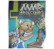 MMR injection, anyone? Poster