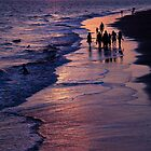 Jewel-toned Sunset by vividpeach