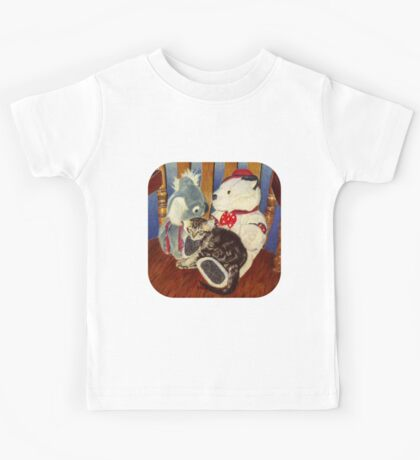 Rocking with Friends T-Shirt 0r Hoodie Kids Tee