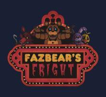 Five Nights at Freddy's - FNAF 3 - Fazbear's Fright Kids Tee