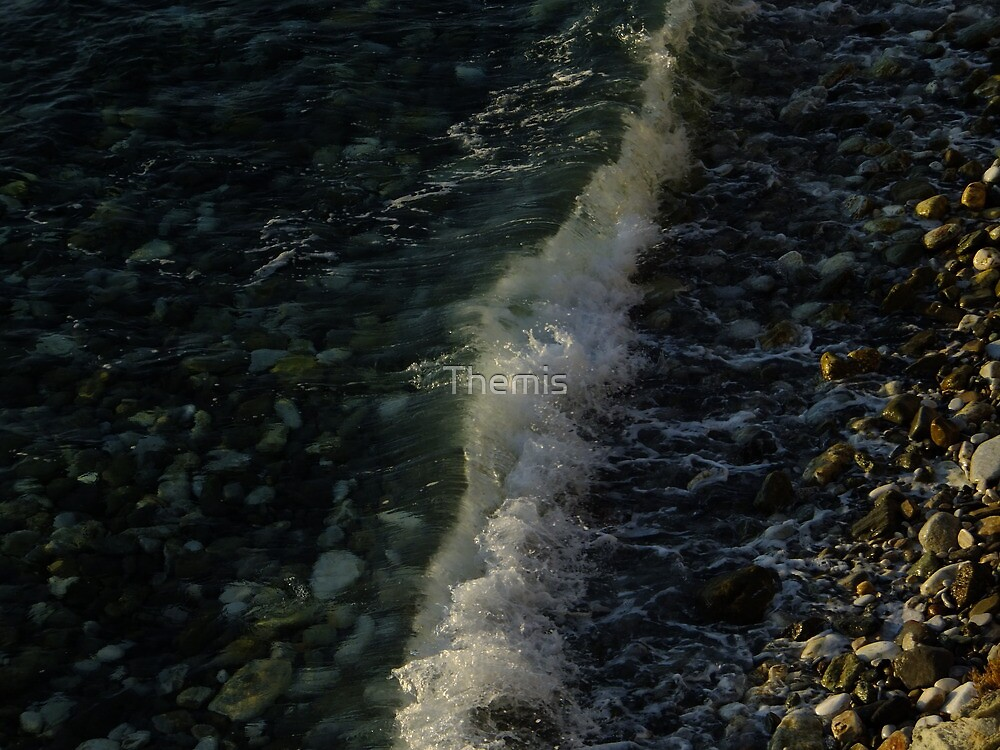 A very gentle wave by Themis