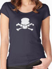 Brainpan Women's Fitted Scoop T-Shirt