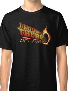 Back to the future day variant Classic T-Shirt