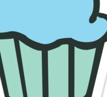 Sweet as a Cupcake Sticker