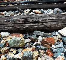 Railroad by Mylissa Artreche