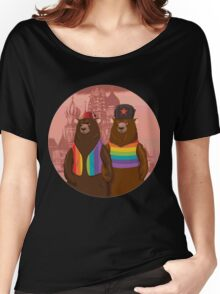 Bears boyfriends Women's Relaxed Fit T-Shirt
