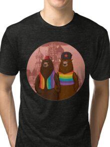 Bears boyfriends Tri-blend T-Shirt