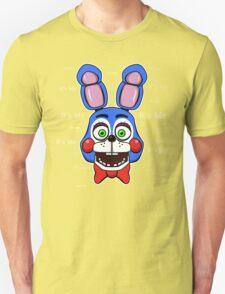 Five Nights at Freddy's - FNAF 2 - Toy Bonnie - It's Me T-Shirt