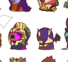 Puglie League of Legends Vol.3 Sticker