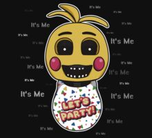 Five Nights at Freddy's - FNAF 2 - Toy Chica - It's Me by Kaiserin