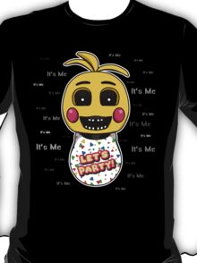 Five Nights at Freddy's - FNAF 2 - Toy Chica - It's Me T-Shirt