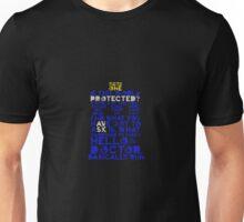 Basically, run. Unisex T-Shirt