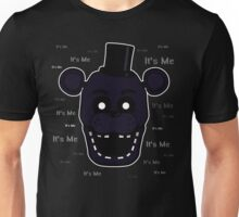 Five Nights at Freddy's - FNAF 2 - Shadow Freddy - It's Me Unisex T-Shirt