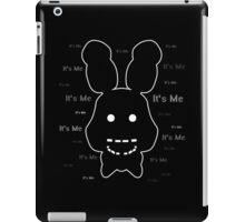 Five Nights at Freddy's - FNAF 2 - Shadow Bonnie - It's Me iPad Case/Skin