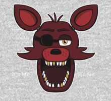 Five Nights at Freddy's - FNAF - Foxy - It's Me One Piece - Long Sleeve