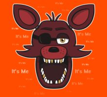 Five Nights at Freddy's - FNAF - Foxy - It's Me Kids Tee
