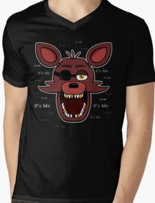 Five Nights at Freddy's - FNAF - Foxy - It's Me Mens V-Neck T-Shirt
