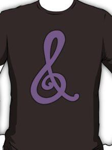 Ovtivia Cutie Mark (Outline) T-Shirt