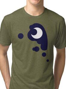 Luna Cutie Mark Tri-blend T-Shirt