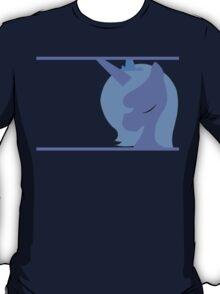 Luna Silhouette  T-Shirt