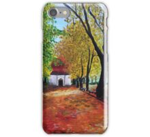 Well Chapel iPhone Case/Skin
