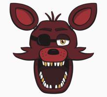 Five Nights at Freddy's - FNAF - Foxy  Baby Tee