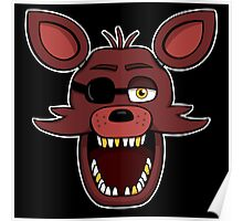 Five Nights at Freddy's - FNAF - Foxy  Poster