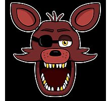 Five Nights at Freddy's - FNAF - Foxy  Photographic Print