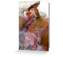 Renaissance Man Greeting Card