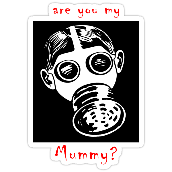 Are You My Mummy? v2 by Hedrin